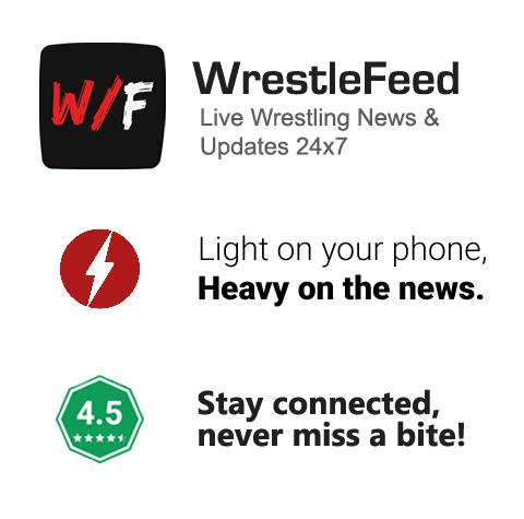 WWE News App